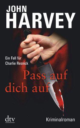 Buch-Reihe Charlie Resnick von John Harvey