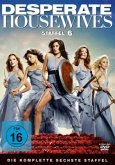 Desperate Housewives - Die komplette sechste Staffel (6 DVDs)