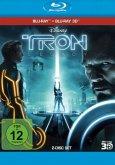 Tron: Legacy (Blu-ray 3D, Blu-ray 2D)