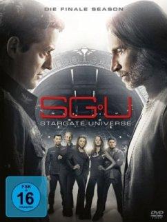 Stargate Universe - Season 2 (5 Discs)