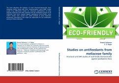 Studies on antifeedants from meliaceae family
