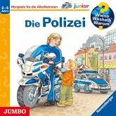 Die Polizei / Wieso? Weshalb? Warum? Junior Bd.18 (Audio-CD)