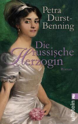 Buch-Reihe Zarentochter Trilogie von Petra Durst-Benning