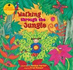Walking Through the Jungle. Paperback with CD