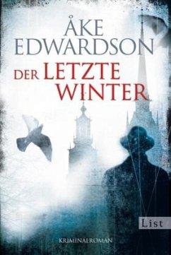 Der letzte Winter / Erik Winter Bd.10 - Edwardson, Åke