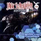 Draculas großes Comeback / Jack Slaughter - Tochter des Lichts Bd.14 (Audio-CD)