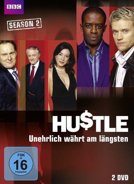 Hustle - Unehrlich währt am längsten, Season 2 (2 Discs) - Tv Serie/Hustle