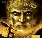 Die Schlacht um das Labyrinth / Percy Jackson Bd.4 (4 Audio-CDs)