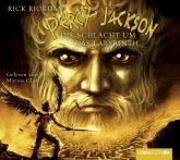Die Schlacht um das Labyrinth / Percy Jackson Bd.4 (4 Audio-CDs)