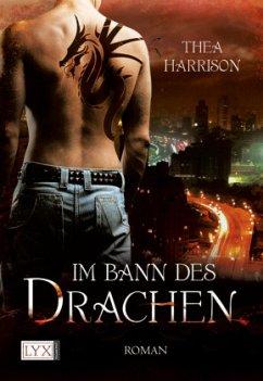 Im Bann des Drachen / Elder Races Bd.1 - Harrison, Thea
