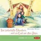 Vier zauberhafte Schwestern und ein Geist aus alten Zeiten / Vier zauberhafte Schwestern Bd.4, 2 Audio-CDs
