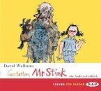 Gestatten, Mr. Stink, 2 Audio-CDs