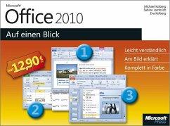 Microsoft Office 2010 - Auf einen Blick
