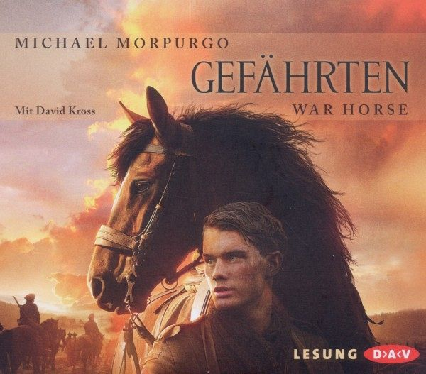 War Horse, 3 Audio-CDs - Morpurgo, Michael