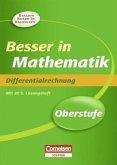 Besser in der Sekundarstufe II Mathematik Oberstufe. Differentialrechnung