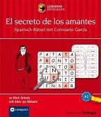 Lernkrimi-Rätselblock: Spanisch-Rätsel mit Comisario Garcia