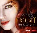 Brennender Kuss / Firelight Bd.1, 5 Audio-CDs
