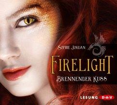 Brennender Kuss / Firelight Bd.1 (5 Audio-CDs) - Jordan, Sophie