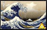 Hokusai, Die große Welle (Puzzle)
