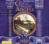 City of Fallen Angels / Chroniken der Unterwelt Bd.4 (6 Audio-CDs)