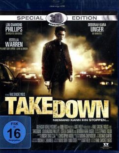 Take Down 3D, 1 Blu-ray - Diverse