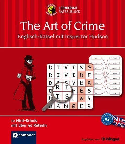lernkrimirätselblock englischrätsel mit inspector