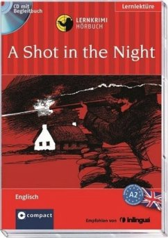 A Shot in the Night, 1 Audio-CD + Begleitbuch - Ridley, Andrew