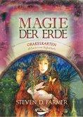 Magie der Erde, Orakelkarten m. Handbuch