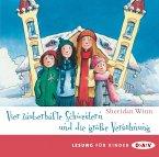 Vier zauberhafte Schwestern und die große Versöhnung / Vier zauberhafte Schwestern Bd.5 (2 Audio-CDs)