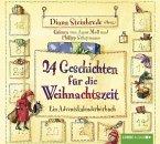 24 Geschichten für die Weihnachtszeit, 3 Audio-CDs