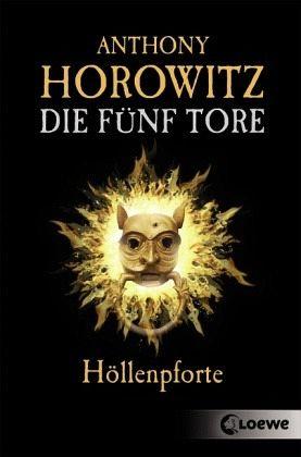 Buch-Reihe Die fünf Tore von Anthony Horowitz