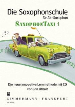 Die Saxophonschule Saxophontaxi 1 - Utbult, Jan
