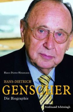 Hans-Dietrich Genscher - Heumann, Hans-Dieter