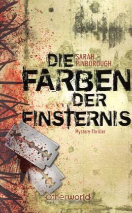 Die Farben der Finsternis - Pinborough, Sarah