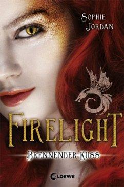 Brennender Kuss / Firelight Bd.1 - Jordan, Sophie