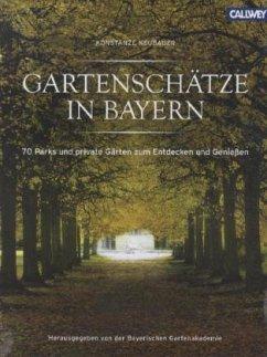 Gartenschätze in Bayern