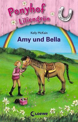 Buch-Reihe Ponyhof Liliengrün von Kelly McKain