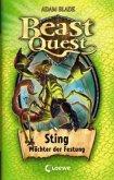 Sting, Wächter der Festung / Beast Quest Bd.18