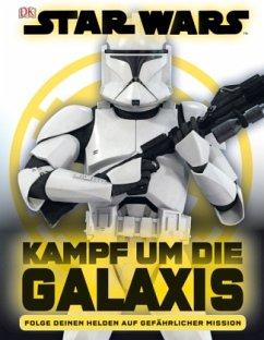STAR WARS - Kampf um die Galaxis - Wallace, Daniel