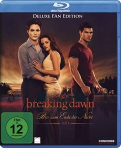Breaking Dawn - Biss zum Ende der Nacht, Teil 1 (2-Disc Fan Edition) - Kristen Stewart/Robert Pattinson