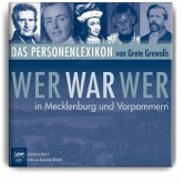 Wer war wer in Mecklenburg und Vorpommern?, 1 DVD-ROM