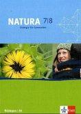 Natura - Biologie für Gymnasien in Thüringen. Schülerbuch 7./8. Schuljahr