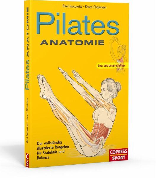 Pilates Anatomie von Rael Isacowitz; Karen Clippinger - Buch - bücher.de