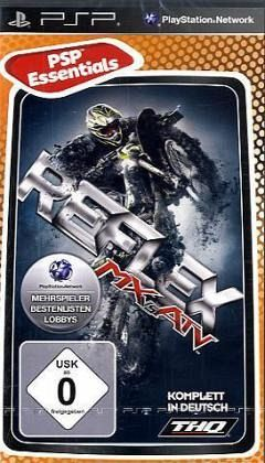 MX vs. ATV Reflex (PSP)