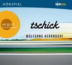 Tschick, 2 Audio-CDs - Herrndorf, Wolfgang