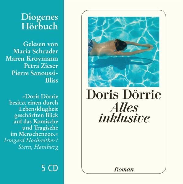 Alles inklusive, 5 Audio-CDs - Dörrie, Doris