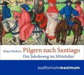 Pilgern nach Santiago, 1 Audio-CD