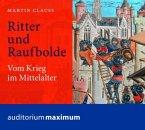 Ritter und Raufbolde, 1 Audio-CD