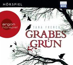 Grabesgrün / Mordkommission Dublin Bd.1 (2 Audio-CDs) - French, Tana