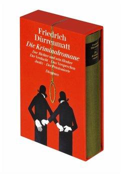 Die Kriminalromane - Dürrenmatt, Friedrich